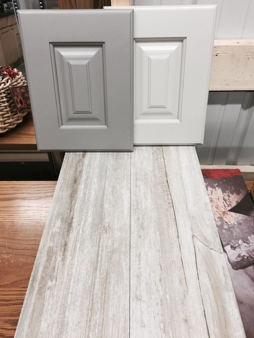 Source · Cabinet Color And Flooring Which One Looks Better