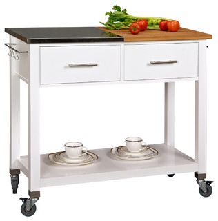 Chop and Prep Kitchen Island