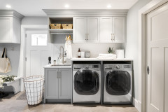 New This Week: 5 Creative and Compact Laundry Areas