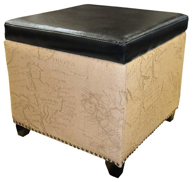Superb Storage Ottoman Gmtry Best Dining Table And Chair Ideas Images Gmtryco