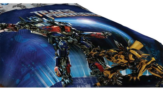 Transformers Armada Autobots Twin Full Bedding Comforter