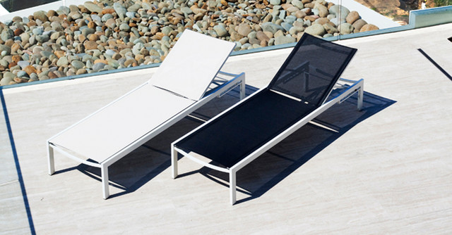Gentil Harbour Outdoor  Piano Sun Lounge Chair