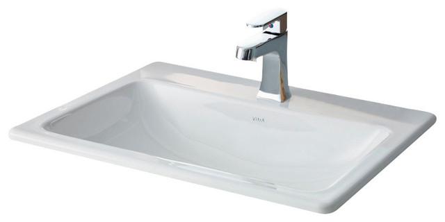 Cheviot Products Manhattan Drop In Sink