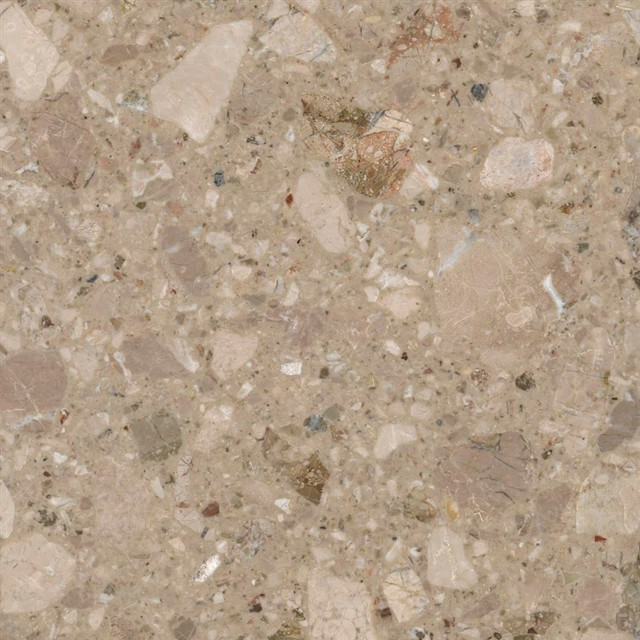 12x12 breccia aurora marble floor and wall tile set of 11 traditional