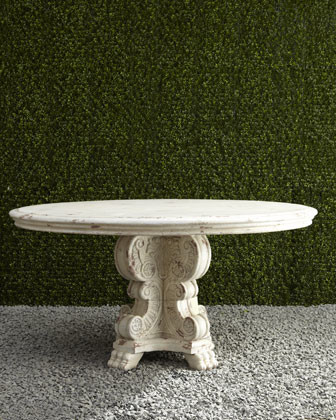 60 Round Outdoor Table