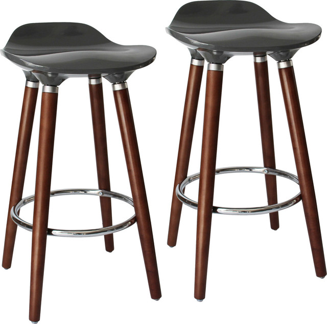 Admirable Trex 26 Counter Stools Set Of 2 Gray Gmtry Best Dining Table And Chair Ideas Images Gmtryco