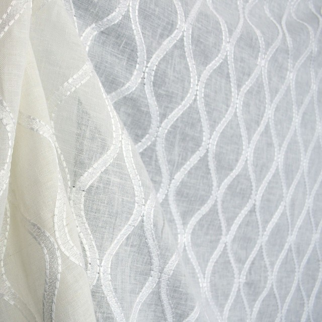 White Sheer Curtain Fabric Curtain Menzilperde Net