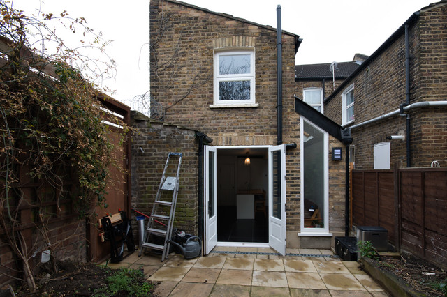 Side return kitchen extension for Traditional kitchen extensions