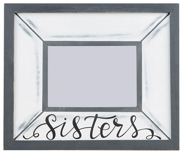 Sisters Frame - Farmhouse - Picture Frames - by Glory Haus