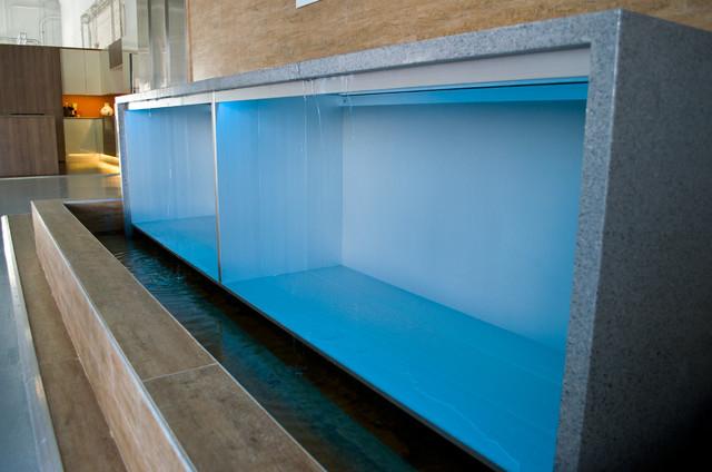 Rust-proof Aluminum kitchen cabinets by Aluniq - Modern - Miami - by Aluniq