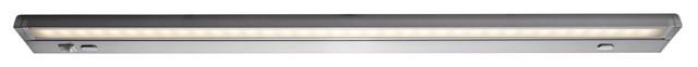 """23"""" LED Silver Under Cabinet Light"""
