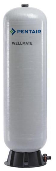 Wellmate Wm-35/wm0450qc Fiberglass Tank, Quick Connect, 119.7 Gallon/453 Liters.