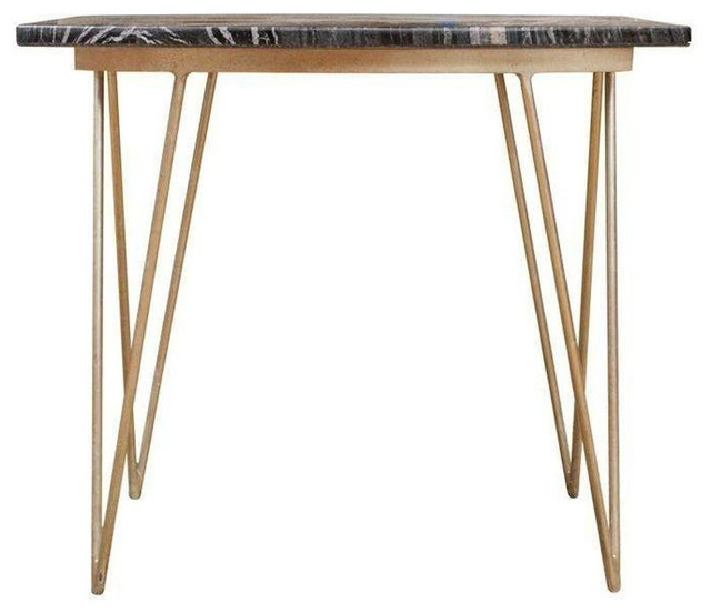Captivating Marble Top Side Table Contemporary Side Tables And End Tables