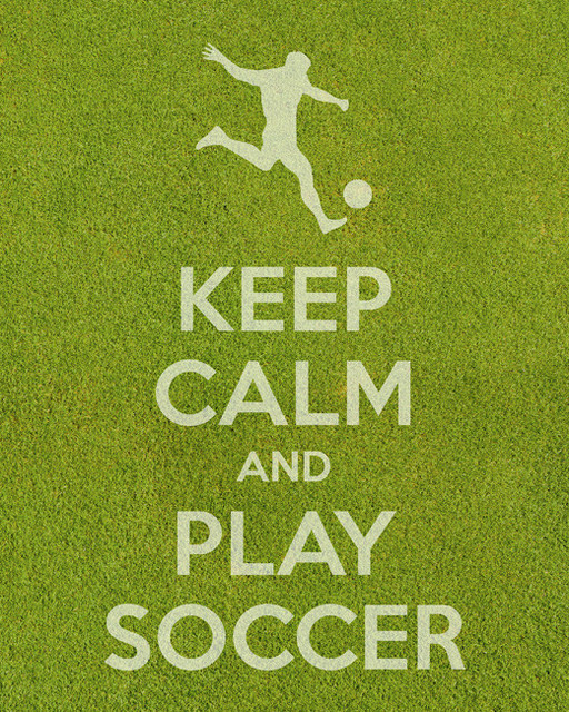 Girls Bedroom Ceiling Light Black And White Bedroom Wall Decor Bedroom Images Michael Jordan Bedroom Decor: Keep Calm And Play Soccer, Premium