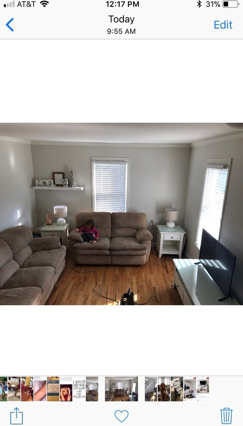 Right Now I Have A Yellowish Carpet In The Living Room But Would Love To Get New One What Style Look Best Here Couches Furniture Anything
