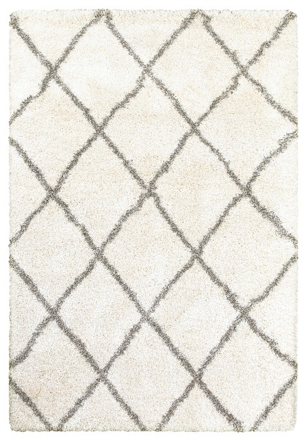 Oriental Weavers Henderson Collection Ivory Grey