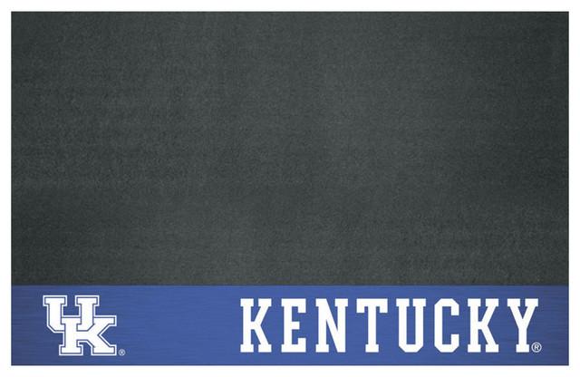 Kentucky Wildcats Bbq Grill Mat.