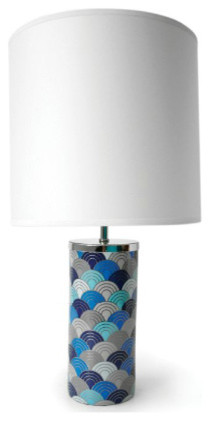 Jonathan Adler Small Carnaby Scale Lamp