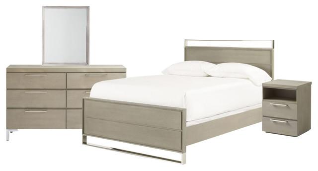 Universal Furniture Smartstuff Axis Reading Bedroom Set Symmetry