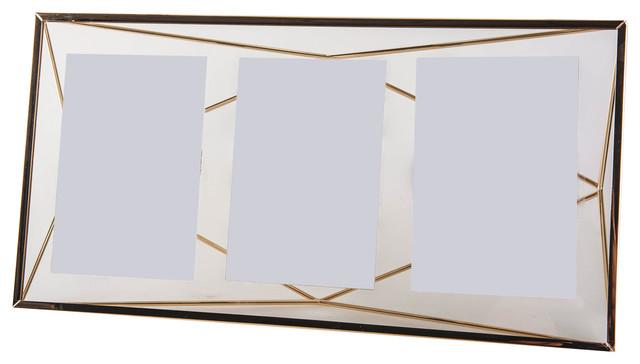 Glass Photo Frame, 20x40 cm
