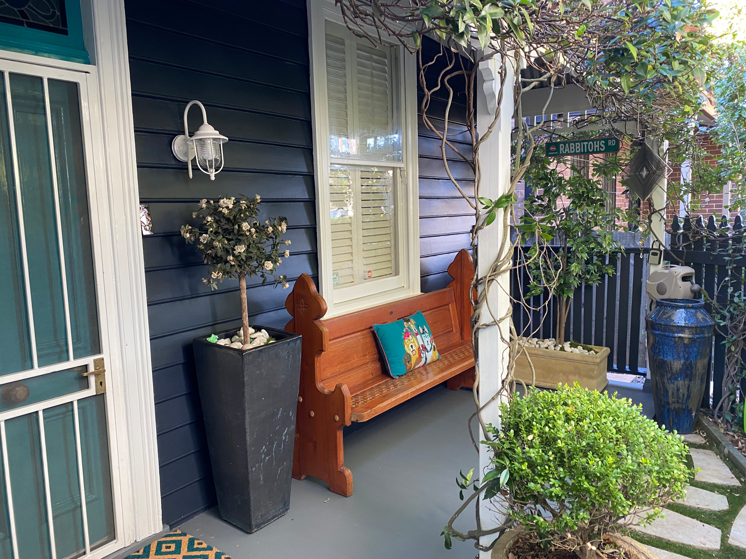 Timber Cottage in Crows Nest Sydney