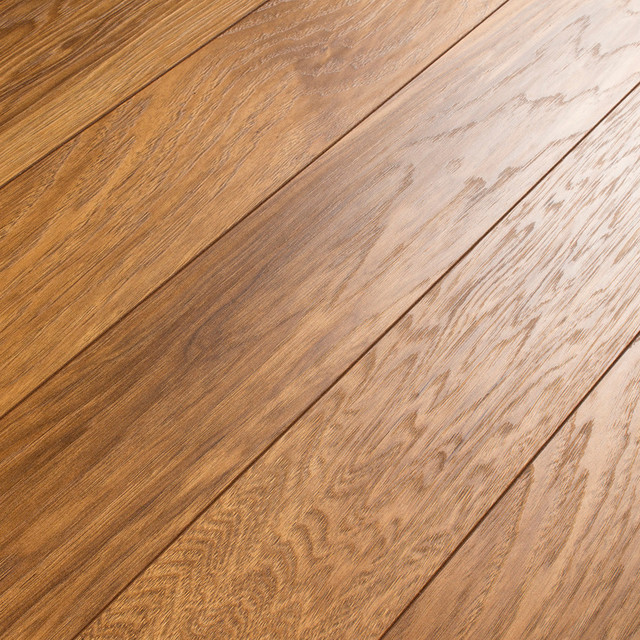 Krono original vintage narrow appalachian hickory 10 mm for Traditional flooring