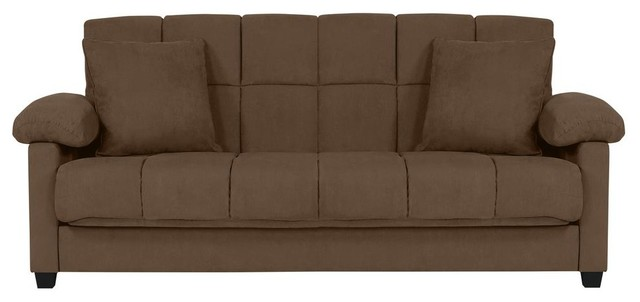 Maurice Convert-A-Couch - Transitional - Sleeper Sofas - by Handy Living