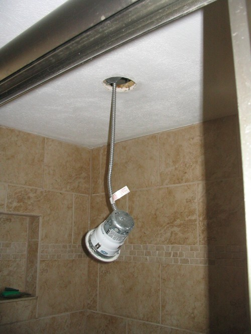 Want To Save Shower Recessed Light