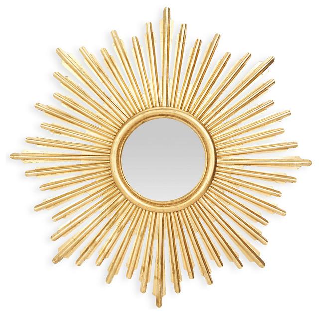 gold sunburst mirror roselawnlutheran. Black Bedroom Furniture Sets. Home Design Ideas