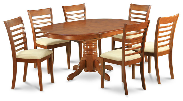 avml-sbr kitchen table set - dining sets | houzz
