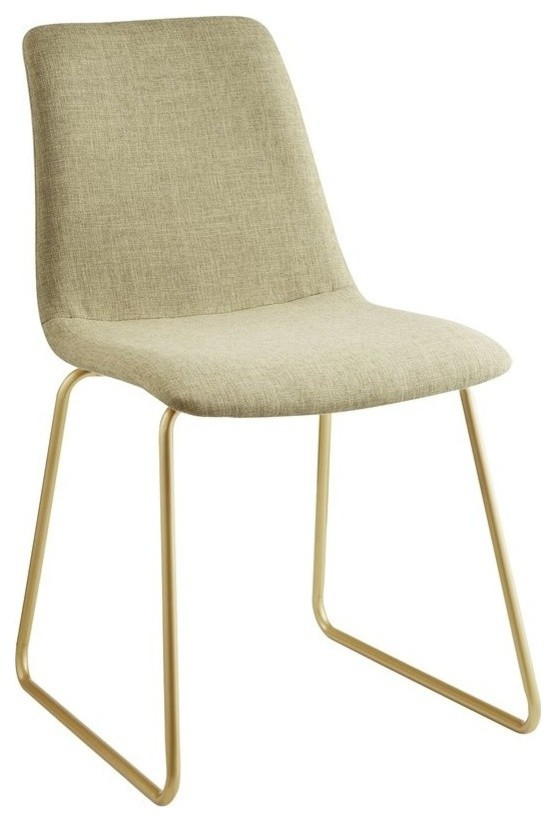 Outstanding Acme Mimosa Accent Desk Chair In Light Green And Gold Theyellowbook Wood Chair Design Ideas Theyellowbookinfo