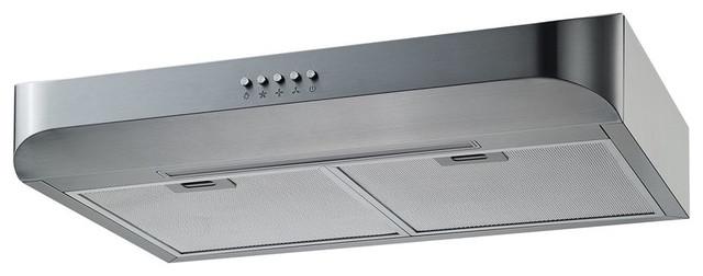 Winflo 30 Under Cabinet Stainless Steel Slim Design Range Hood