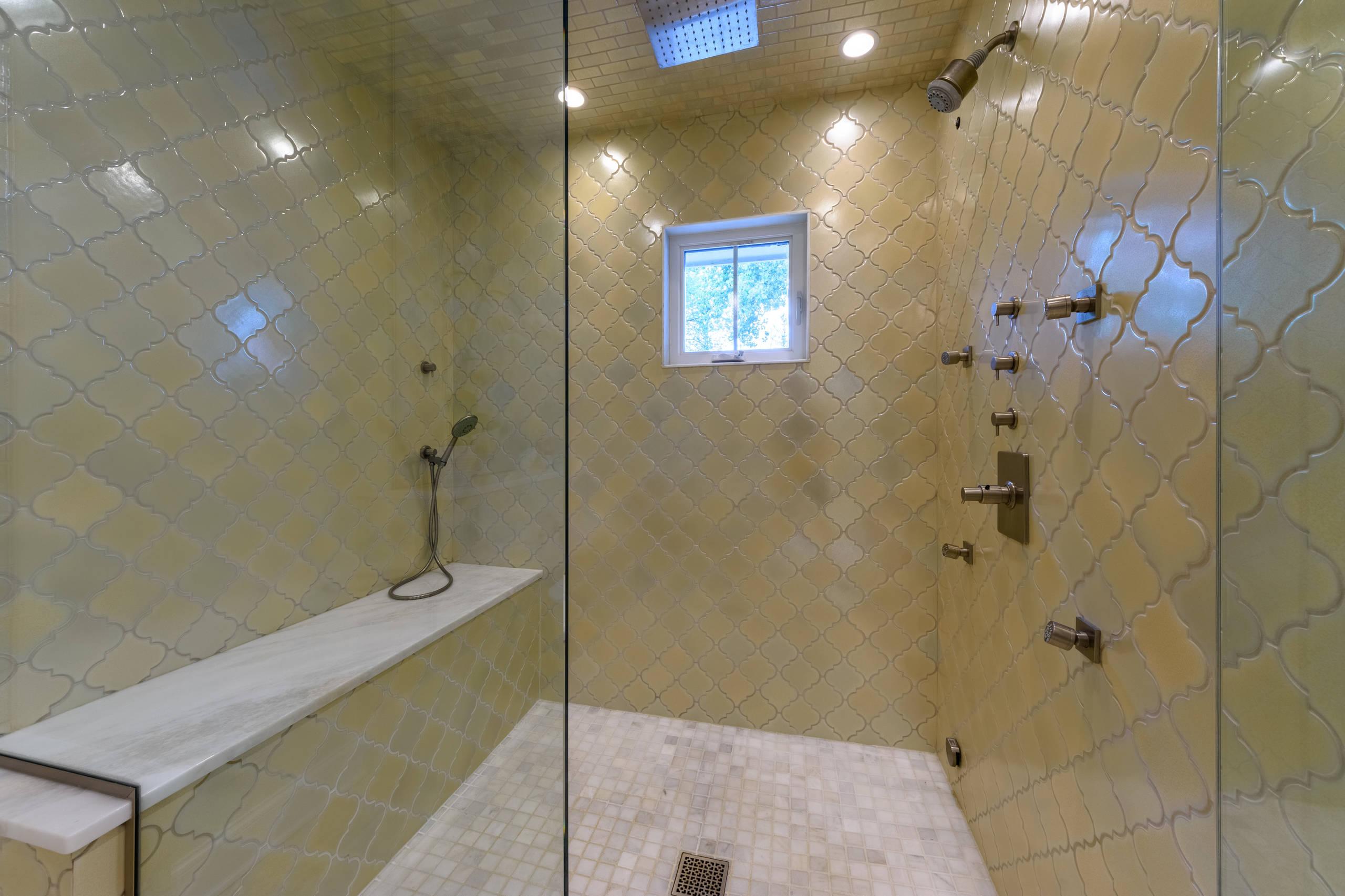 Winnetka Custom Master Bath