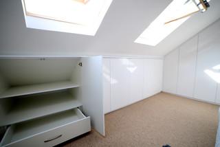 Loft conversion in fulham london for Bathroom discount fulham