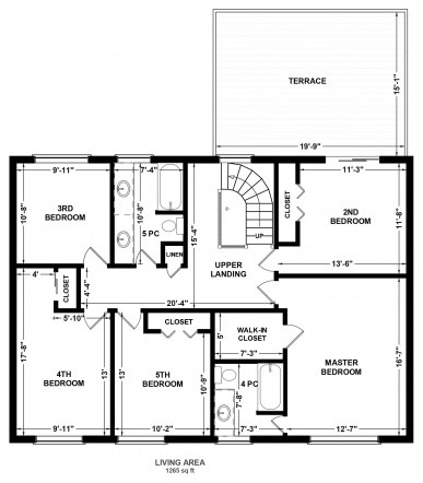 Need Help On Design For Changing To Bedrooms Floor Plan Renovation