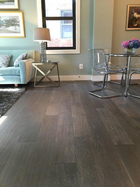 Lone Star Gray Oak 7 Engineered