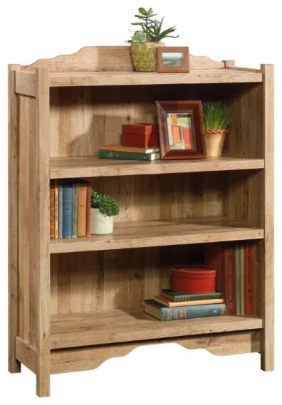Viabella 3-Shelf Bookcase.