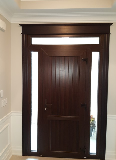 European Exterior Doors Recent Projects Gallery