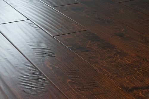 Jasper Engineered Hardwood Handscraped Maple Old West Collection