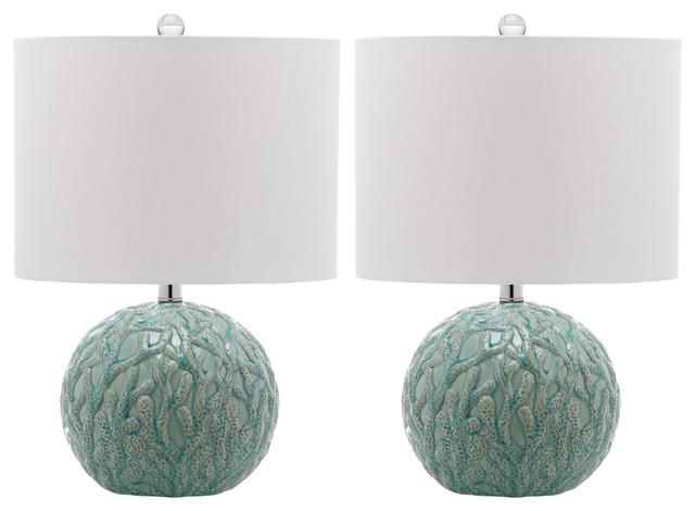 Safavieh Robinson 20-Inch High Table Lamp.