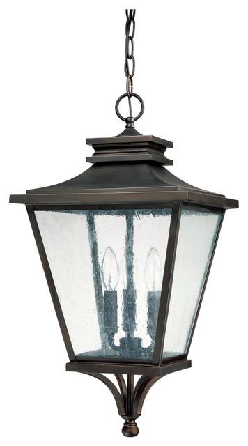 Capital Lighting Gentry Hanging Lantern.