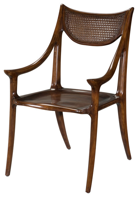 Outstanding Theodore Alexander Keno Bros Slope Chair Short Links Chair Design For Home Short Linksinfo