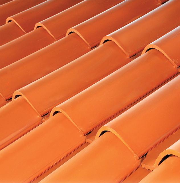 Roof Tile Altusa S Type Red