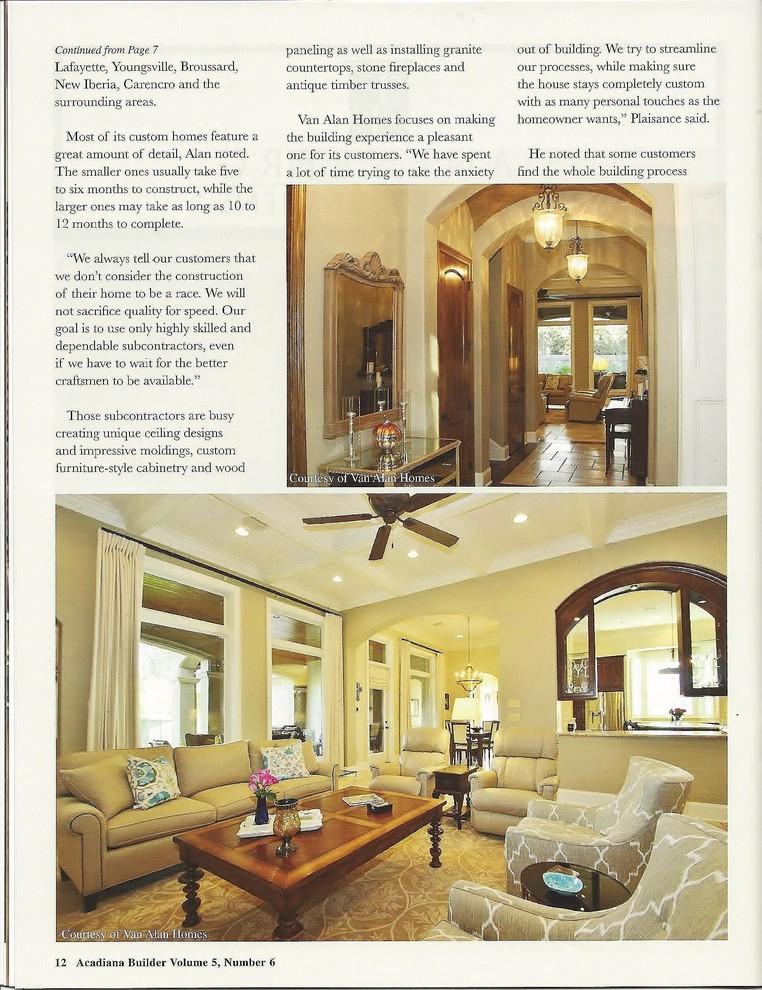 Builder's Journal & Awards