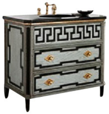 Ambella Home Collection Como Sink Chest.