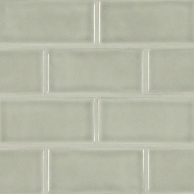 Morning Fog 3 X6 Ceramic Subway Tile