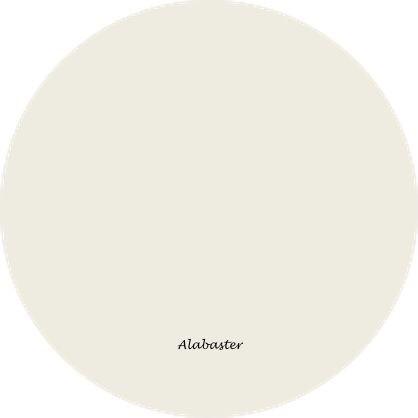 Sw Alabaster What Trim