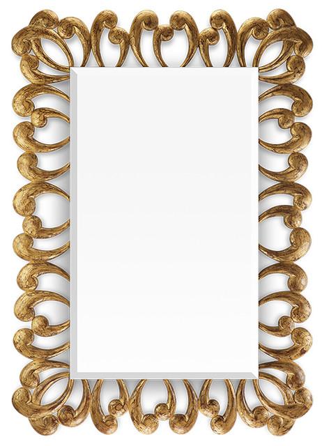 Apostrophe Mirror.