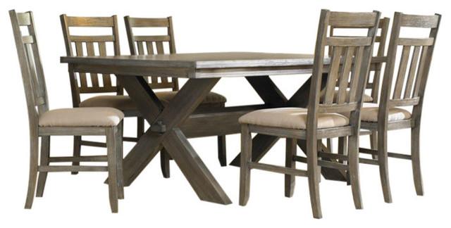 7-Piece Turino Dining Set.