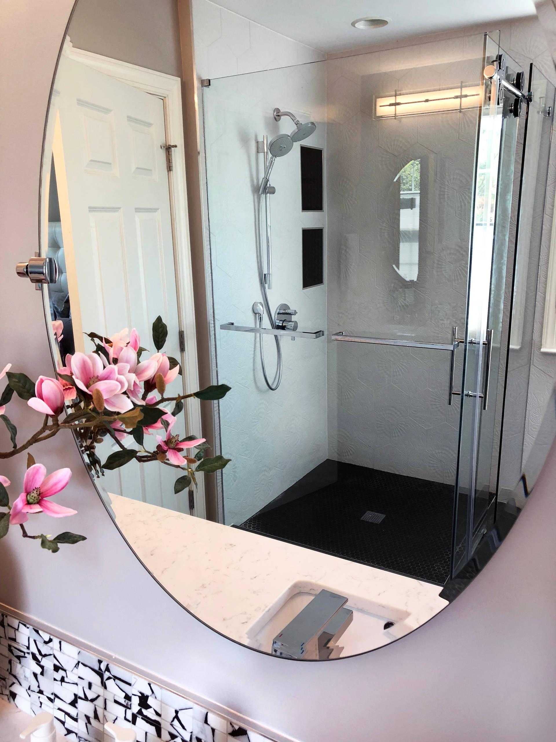 Huntington Triple Bathrooms